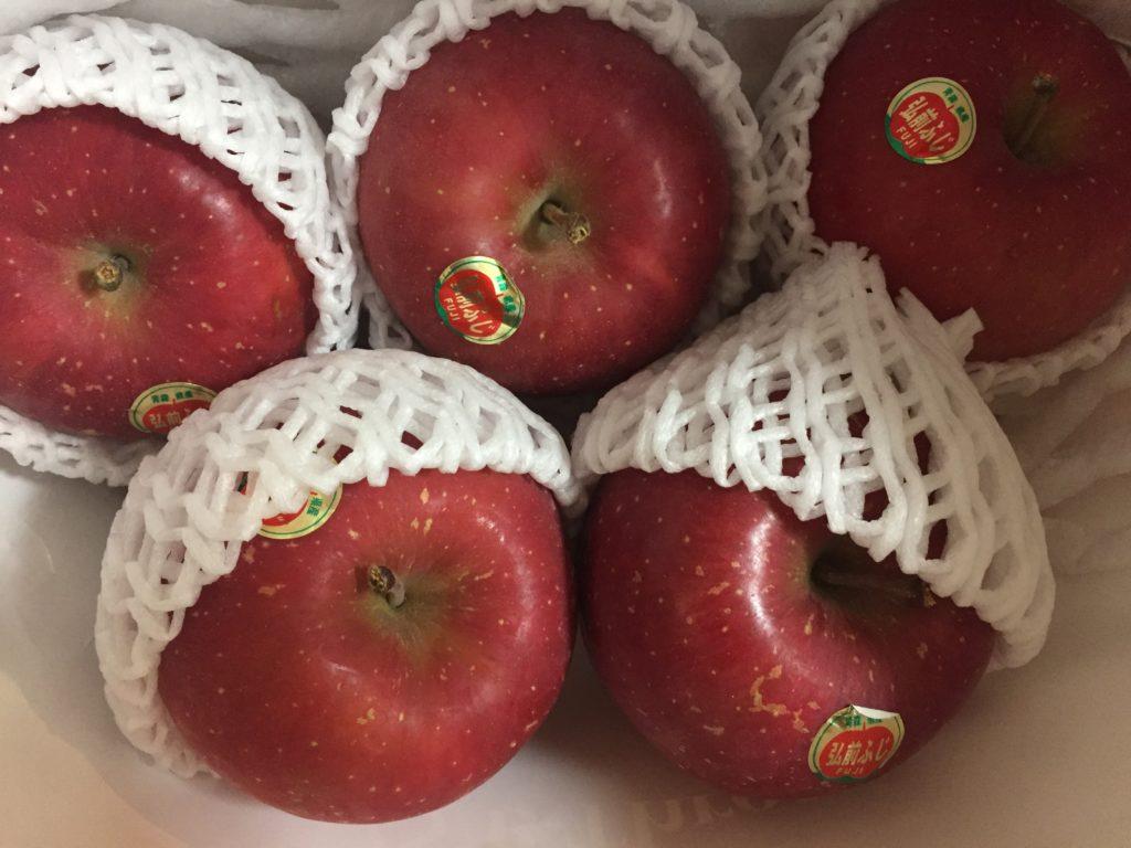 りんごのスムージー