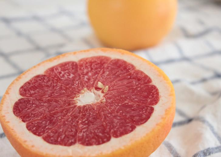 ダルビッシュオススメの熱中症対策|グレープフルーツ