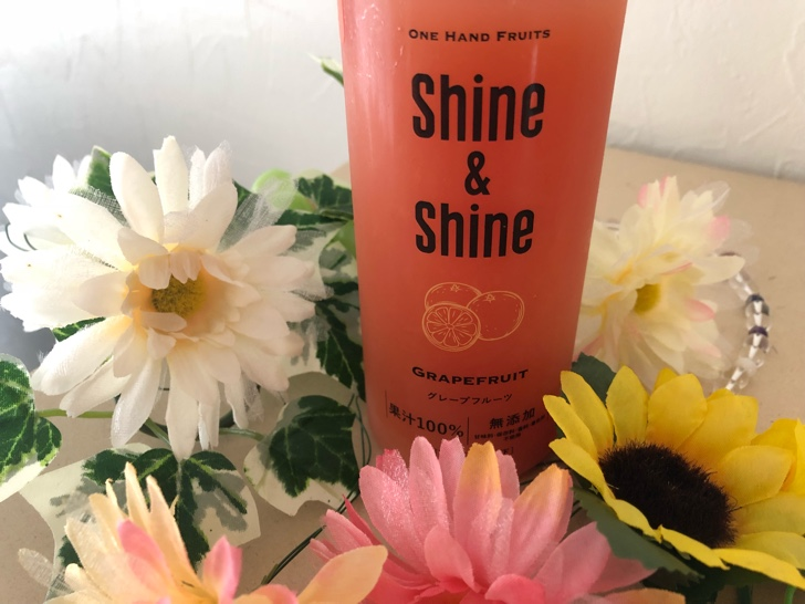 Shine & Shineで1日断食(ファスティング)