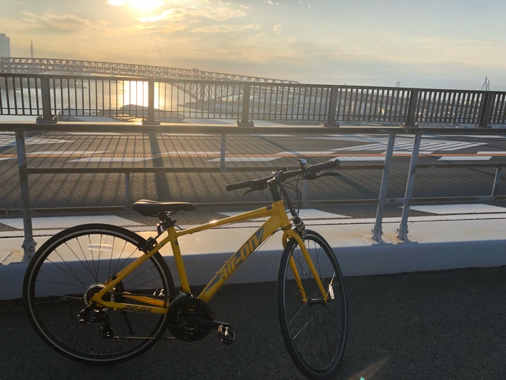 自転車の消費カロリーは?ジムに行かなくても自転車通勤でダイエットできるか
