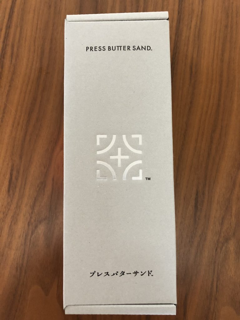 PRESS BUTTER SAND